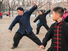 Why China's tai chi fans are stressing out