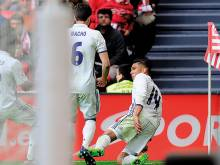 Casemiro guides Real through Athletic test