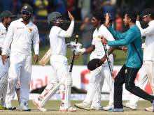 Bangladesh make 100th Test a memorable one