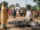 Four dead in Nigeria suicide bombing