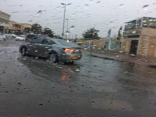 Video: Thunder storm, heavy rain pound Dubai