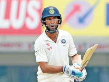 In-form Pujara to sit 'idle' in coming months