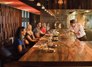 All-you-can-eat sushi and dimsum at Shiba