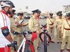 Dubai Police to use pedal power