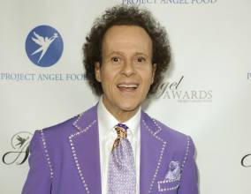 Where is Richard Simmons? Missed, not missing