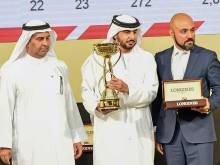 Glittering array of trophies sends pulses racing