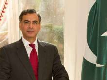 Message from the Pakistani ambassador to the UAE