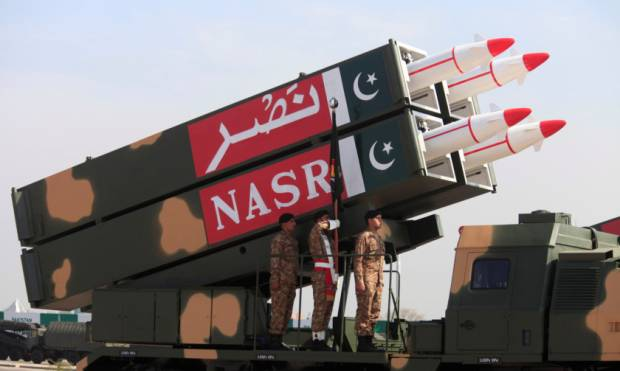 Chinese, Saudi troops join Pakistan Day parade