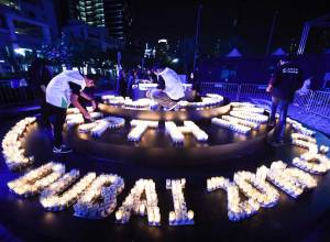 Dubai savings for Earth Hour down the years