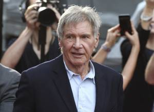 Harrison was 'distracted' during plane incident