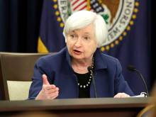 Pitch perfect: Yellen hits a high note