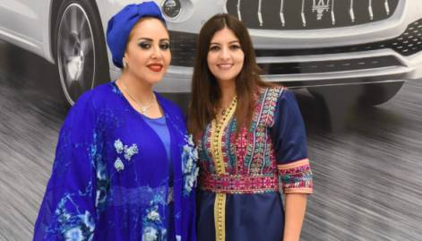 Premier Motors Maserati hosts Abu Dhabi party