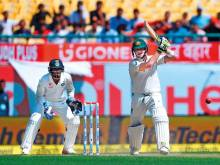 Kuldeep flips India's fortunes after Smith ton