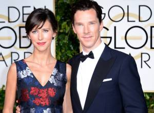 Benedict Cumberbatch is a dad for second time