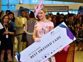 Pretty in pink at Meydan Style Stakes