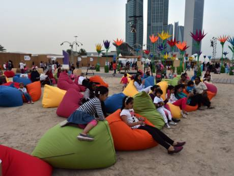 Mother Of The Nation Festival Kicks Off On Abu Dhabi Corniche