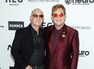 Elton John birthday bash: Stars come out to play