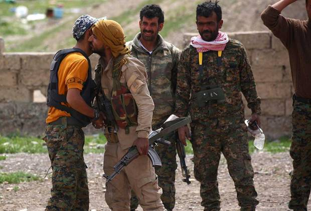 US-backed forces capture airbase from Daesh