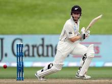 Record-equalling Williamson ton boosts Kiwis