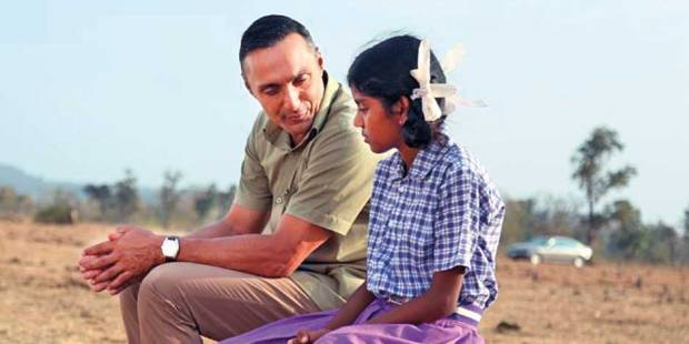 Rahul Bose screens 'Poorna' for Indian president