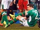 Everton want derby victory for injured Coleman