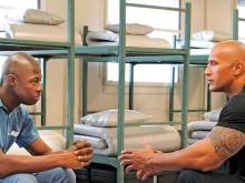 The Rock gives tough love in new documentary