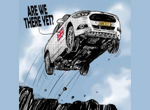 Battle line drawn for May's car-crash Brexit