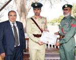 Why this Dubai policeman fined himself