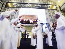 Department store Robinsons takes a bow in Dubai