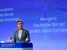 EU blocks LSE takeover amid Brexit jitters