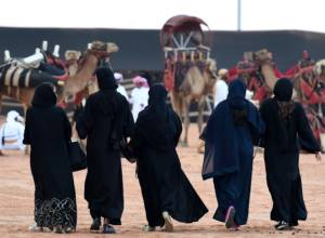 Saudi hosts world's biggest camel fair