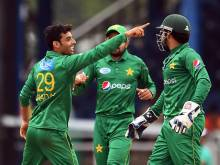 Shadab stars again as Pakistan beat Windies