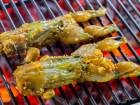 Grilled Frogs