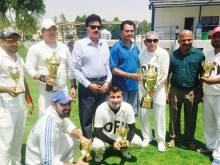 Septuagenarian shows the way with eight wickets