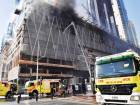 In Pictures: Fire breaks out near Dubai Mall