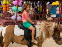 Easter egg hunt and pony rides in Dubai