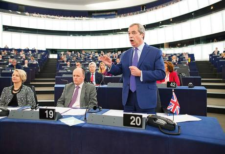 Gibraltar missing from MEPs Brexit red lines