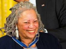Nobel laureate Toni Morrison gets literary award