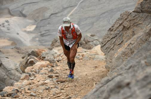 Staying Fit: Conquering mountains