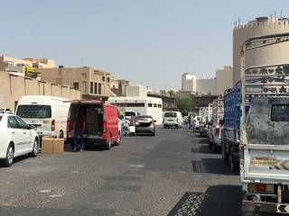Chronic parking space shortage in Gold Souq