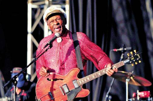 Chuck Berry's 'Big Boys' posthumous song review