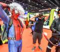 Dubai Comic Con attracts celebrities, cosplay artists from around the world