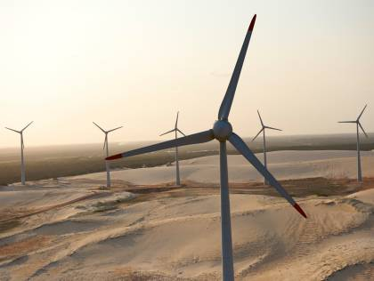 Marubeni, Masdar in $900m Egypt wind plan
