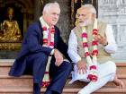 Modi-Turnbull day out in New Delhi