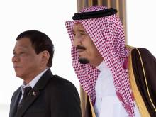 Saudi firms sign $469.34m in Philippine projects