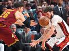Miami Heat down Cleveland Cavs to stay alive