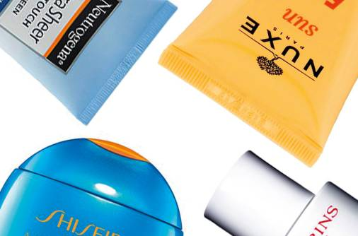 Battle of the sunscreens