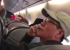 Officers who dragged man off flight fired