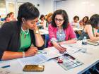 Workshops for women aim to close the wage gap