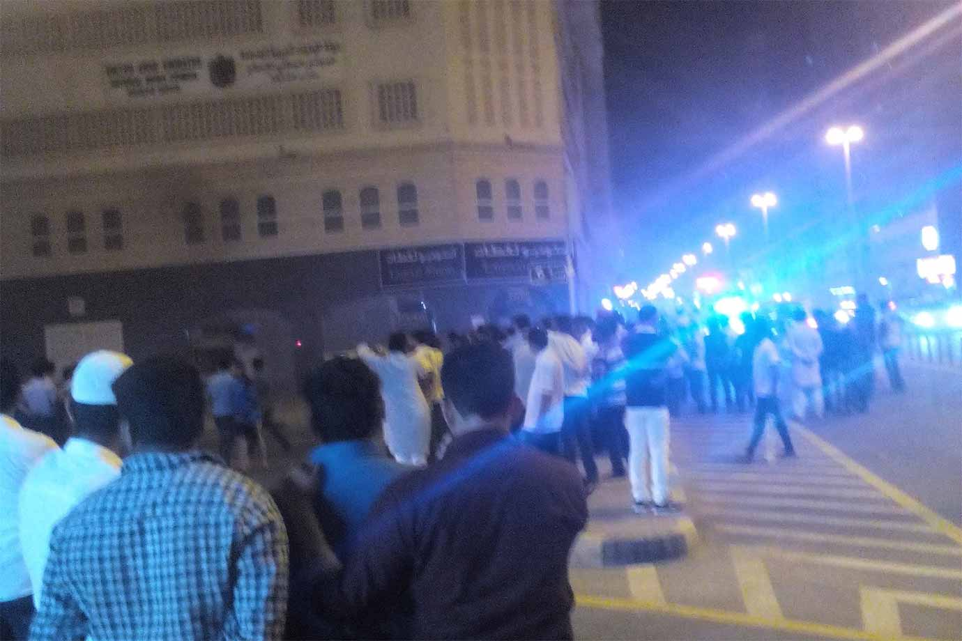 Two including Keralite die after building catches fire in Sharjah